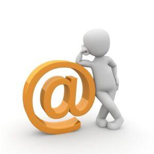 Kontakt z Praktykami Studenckimi tylko przez skrzynkę e-mail