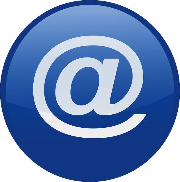 Do dnia 17 sierpnia wszystkie sprawy proszę kierować na pocztę e-mail
