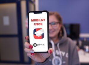 Zdjęcie nagłówkowe otwierające podstronę: Startuje mobilny USOS na system Android – to już 25 stycznia 2021 roku!
